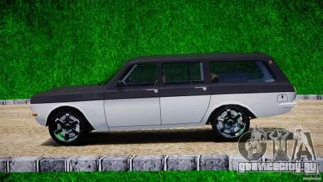 ГАЗ 24-12 1986-1994 Tuning для GTA 4 вид слева