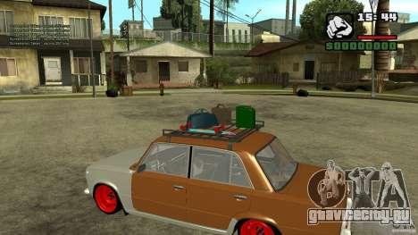 Lada 2101 OnlyDropped для GTA San Andreas вид слева
