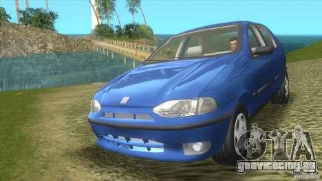 Fiat Palio для GTA Vice City