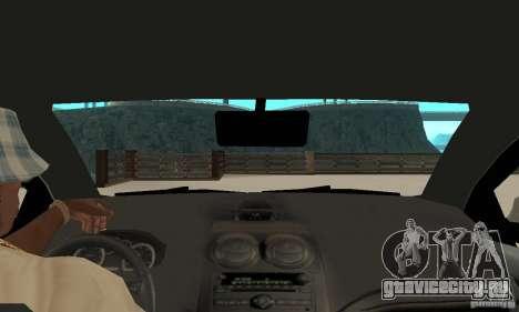 Chevrolet Aveo для GTA San Andreas вид справа