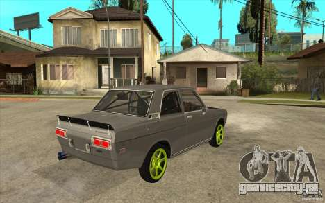 Datsun 510 Drift для GTA San Andreas вид справа