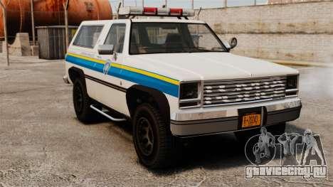 Полицейский Rancher ELS для GTA 4