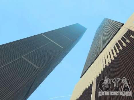 World Trade Center для GTA San Andreas четвёртый скриншот
