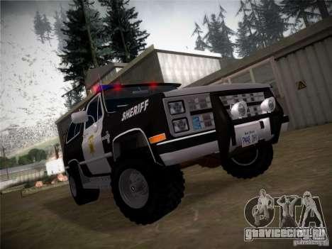 IG ENBSeries для GTA San Andreas пятый скриншот