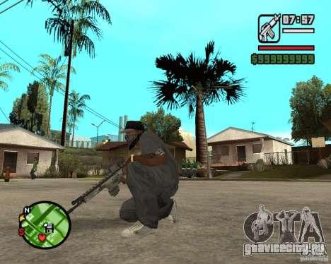ARC с тепловизором для GTA San Andreas третий скриншот