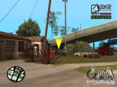 Krant race v2 для GTA San Andreas четвёртый скриншот