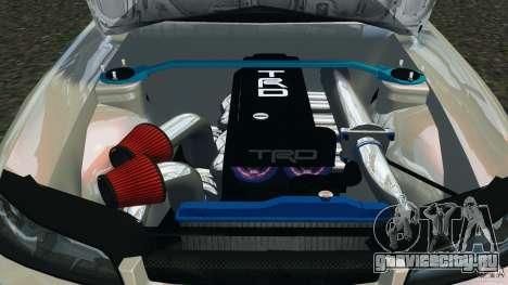 Nissan Silvia S15 Drift для GTA 4 вид сбоку