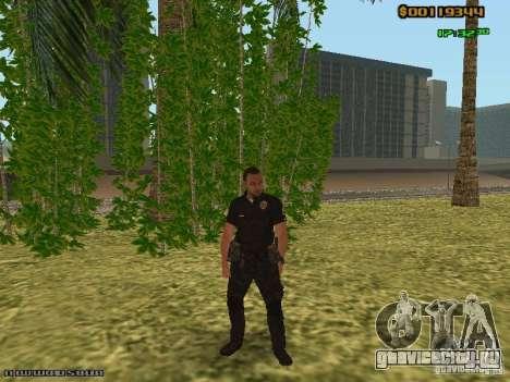 SAPD skins для GTA San Andreas