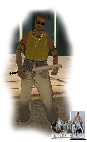 Vagos Gang для Crime-Streets для GTA San Andreas
