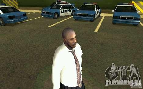 Гражданский HD для GTA San Andreas второй скриншот