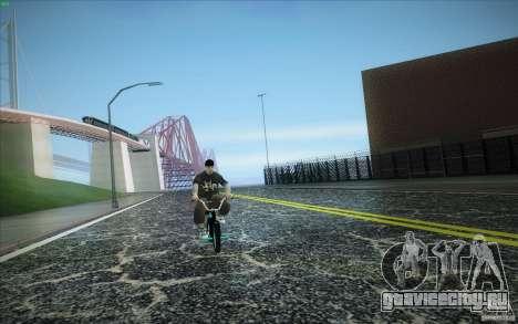 New roads San Fierro для GTA San Andreas