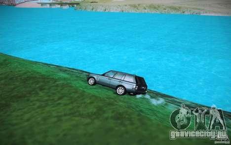 HD-вода для GTA San Andreas четвёртый скриншот