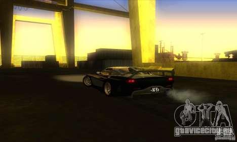 ENB Graphics by KINOman для GTA San Andreas второй скриншот