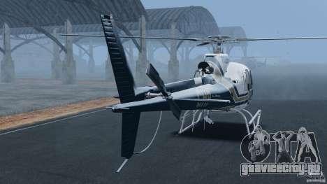 Eurocopter AS350 Ecureuil (Squirrel) для GTA 4