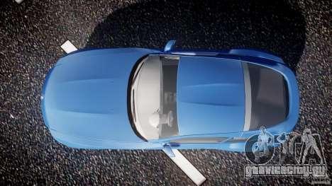 BMW Z4 Coupe v1.0 для GTA 4 вид справа