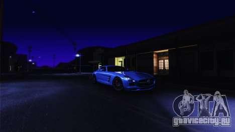 ENBSeries by egor585 для GTA San Andreas седьмой скриншот