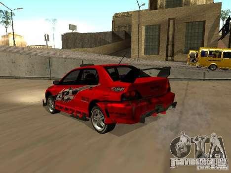 Винил для GTA San Andreas четвёртый скриншот