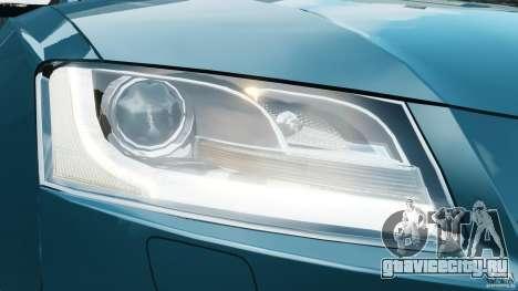 Audi RS5 2011 [EPM] для GTA 4 салон