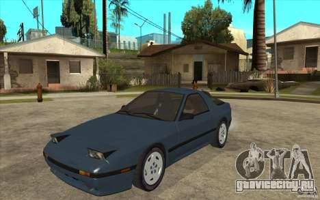 Mazda RX7 FC3S Stock для GTA San Andreas