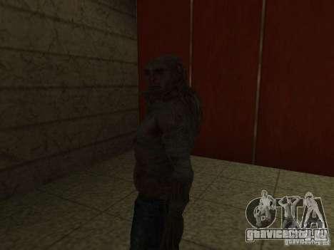 Контроллер из S.T.A.L.K.E.R. для GTA San Andreas