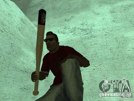 Бита HD для GTA San Andreas второй скриншот