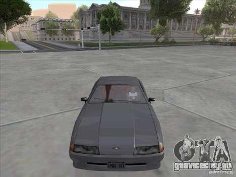 Elegy Full VT v1.2 для GTA San Andreas