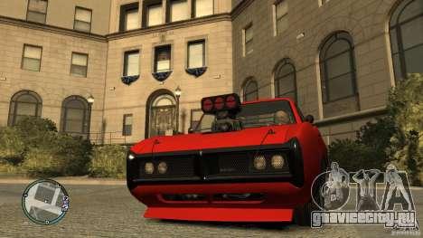 Mini Dukes для GTA 4 вид справа