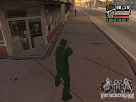 Ragdoll + Endorphin mod v1.0 для GTA San Andreas четвёртый скриншот