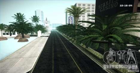 ENB Graphics Mod Samp Edition для GTA San Andreas восьмой скриншот