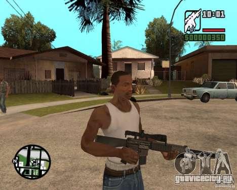 SR 25 для GTA San Andreas