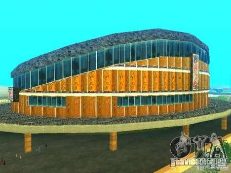 Новое здание LV для GTA San Andreas второй скриншот