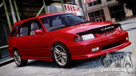 Toyota Sprinter Carib BZ-Touring 1999 [Beta] для GTA 4