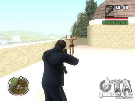 Viktor Zakhaev из COD MW 1 для GTA San Andreas третий скриншот