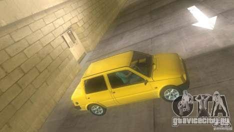 ВАЗ 1111 Ока Седан для GTA Vice City вид слева