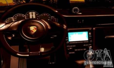 Porsche 911 Sport Classic для GTA San Andreas вид снизу