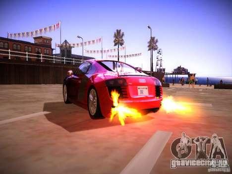 Эффекты выхлопной трубы для GTA San Andreas второй скриншот