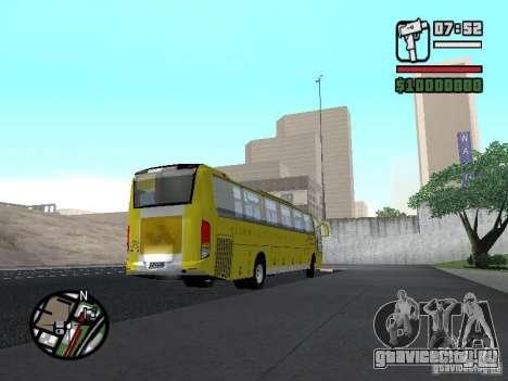 Busscar Vissta Bus для GTA San Andreas вид справа