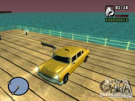 Timecyc BETA 2.0 для GTA San Andreas седьмой скриншот