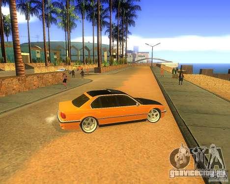 BMW 750iL e38 Drift Tune для GTA San Andreas вид сзади слева