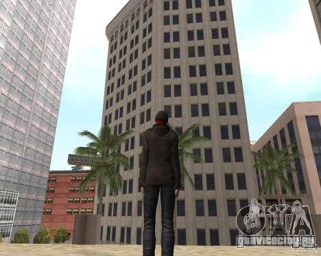 Spider Man для GTA San Andreas пятый скриншот