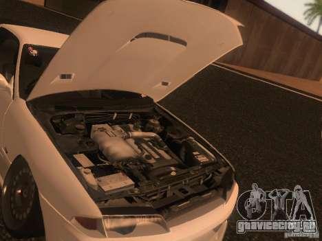 Nissan Skyline GTS R32 JDM для GTA San Andreas салон
