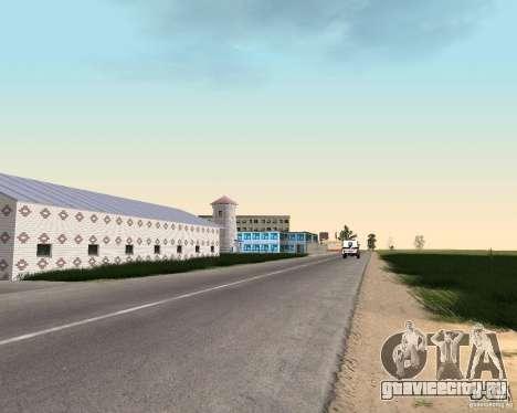 Посёлок Простоквасино для КР для GTA San Andreas шестой скриншот