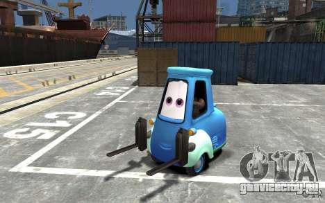 Guido из Cars Mater-National для GTA 4