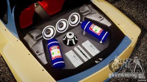 Mazda RX-7 Veilside v0.8 для GTA 4 двигатель