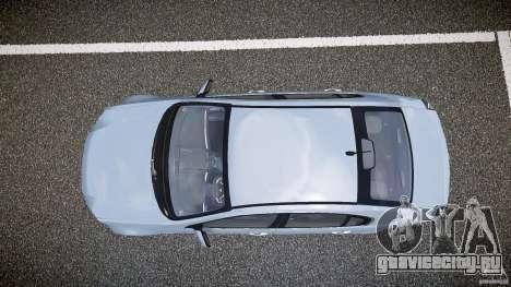 Holden Commodore (FBINOoSE) для GTA 4 вид справа