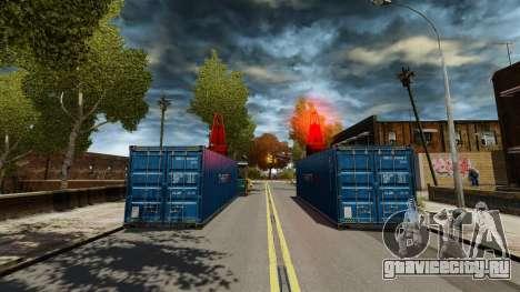 Ралли трек для GTA 4