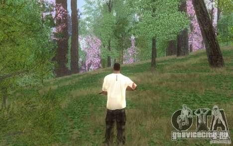 Spring Season для GTA San Andreas четвёртый скриншот