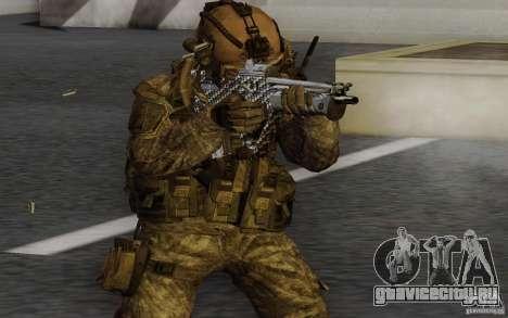 Tavor Tar-21 Carbon для GTA San Andreas второй скриншот