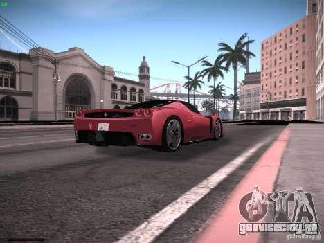 LiberrtySun Graphics ENB v2.0 для GTA San Andreas девятый скриншот