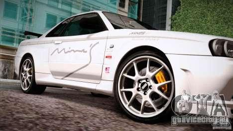 FM3 Wheels Pack для GTA San Andreas девятый скриншот